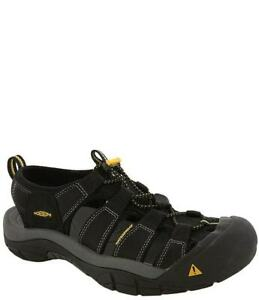 NEW Men's 9.5 KEEN Newport H2 Sandals Black