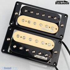 Wilkinson Premium WVHZ VINTAGE AlNiCo V Humbucker Pickups Neck & Bridge - ZEBRA