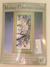Heritage Collection Elsa Williams Enchanted April Stitchery Kit 00916