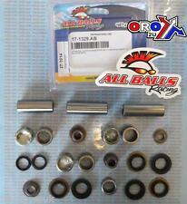 KAWASAKI KX80 KX85 KX100 1998 - 2013 cojinete todas las bolas Swingarm Kit de Sello &