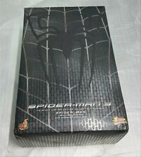Hot Toys MMS165 Black Suit SPIDER-MAN