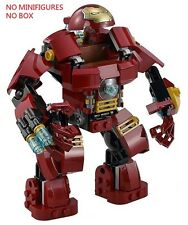 LEGO Marvel Super Heroes 76031 Hulk Buster Smash Iron Man SUIT ONLY Bags #2-3