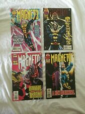 Magneto #1 2 3 4 Marvel 1996 Mini Series Complete Set 1-4 X-Men VF