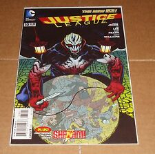 Justice League #10 Cully Hammer Variant Edition 1st Print DC New 52 Geoff Johns
