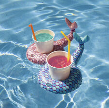 BigMouth - Mystical Mermaids Inflatable Pool Party Beverage Boat Float