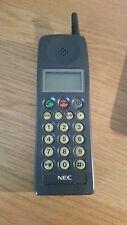 NEC E-Tacs MPB2B6-1A Telephone Class 4 Vintage Mobile Phone S/1060/4/P/502785