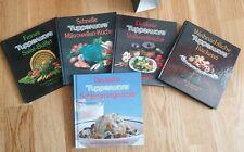 Tupperware, Koch- und Backbücher, guter Zustand, unbeschädigt