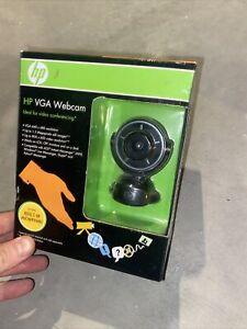 HP EW193AA Web Cam NIB With CD and instructions  C1