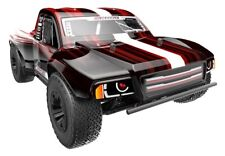 Team Redcat TR-SC10E 1/10 Scale Electric Brushless Short Course RC Truck - RED