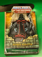 """Masters of the universe Horde Wraith  6"""" inch action Figure  Collector's Choice"""