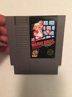 Super Mario Bros. NES Nintendo Game Only