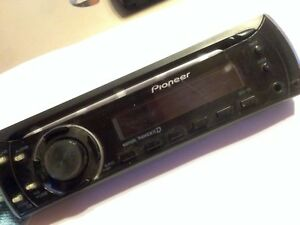 Pioneer DEH 11E Faceplate     Excellent Condition!!   FREE SHIPPING