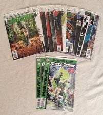 GREEN ARROW #1-13,15 BRIGHTEST DAY DC (2010) FALL OF GREEN ARROW #31 32 VARIANTS