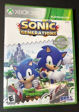 Sonic Generations [ XBOX ONE Compatible ] (XBOX 360) NEW
