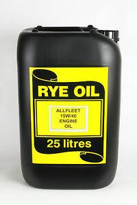 15w/40 Mineral Oil 205 Litre CH-4,CF,SL / E3 (HI-SPEC)