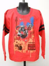 NEW SKATER SKATE BOARDER GUITAR YOUTH SIZE 4/5 T-SHIRT 70ZT