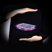 Card poker cards magic props floating magic tricks magic street Stage Trick Toys