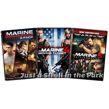 The Marine: Complete John Cena Movie Series 1 2 3 4 5 Box / DVD Set(s) NEW!