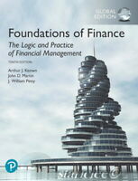 NEW 3 Days AUS Foundations of Finance 10E Arthur Keown Martin Petty 10th Edition