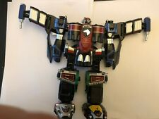 Power Rangers SPD SWAT  megazord hard to find toys