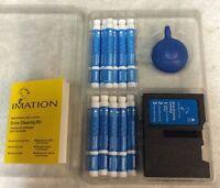 Imation 3M Minicartridge Drive Cleaning Kit Travan DC 2000 MC 3000