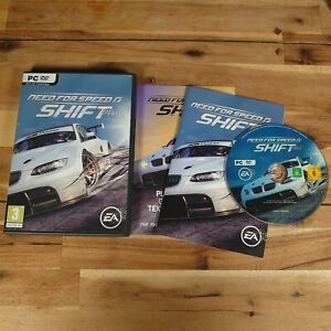 Need for Speed Shift (PC: Windows, 2009) - Fully Complete Good Condition