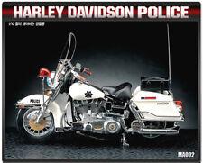 1/10 Harley Davidson Police #15500 ACADEMY HOBBY MODEL KITS