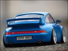 1:18 Tuning Porsche 911 Carrera RS Club Sport + Porsche Echtalu-Felgen = LIMITED