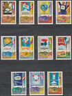 W EQUATORIAL GUINEA 0535A-545A WINTER OLYMPIC HISTORY PERFORATED SET