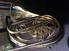 Used Single French Horn-Conn