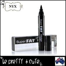 NYX Super Fat Eye Marker SFEM Liquid Eyeliner Carbon Black Smokey -- AUSTRALIA