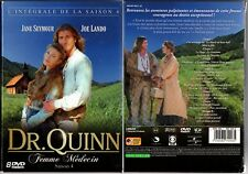 DR QUINN - DOCTEUR QUINN - Saison 4 - Coffret 4 Boîtiers Slim - 8 DVD -OCCASION