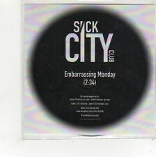 (FS121) Sick City Club, Embarrassing Monday - 2010 DJ CD