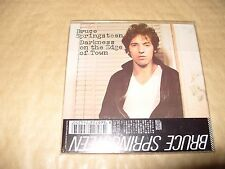 Bruce Springsteen Darkness On the Edge Of Town cd Japan Vinyl Replica Ex Condit