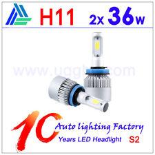 Led Headlight Kit S2 H11 Envio gratuito