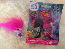 Trolls Series 3 Blind Bag CREEK PINK HAIR Figure Doll New Sealed!!