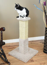 "PREMIER SCRATCHING POST - 32"" TALL - *FREE SHIPPING IN THE U.S.*"