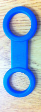 Snorkel Keeper Silicone for Scuba Diving Snokeling Mask Blue RB0206