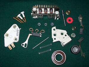 Alternator Repair Kit Chevy Malibu Truck C10 K10 C20 K20 GMC Olds Pontiac Buick
