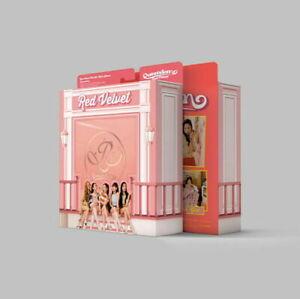 RED VELVET - QUEENDOM [Girls ver.] CD + Tracking number
