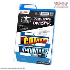 Ultimate Guard PREMIUM Comic Book Dividers - BLUE