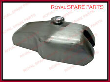 Yamaha TZ RD250 RD350 TD Cafe Racer Raw Fuel Tank With Monza Cap