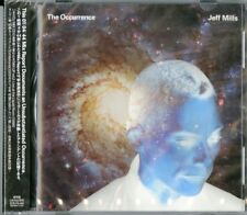 JEFF MILLS-THE OCCURRENCE-JAPAN CD F20