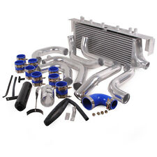 HIGH FLOW CORE FRONT MOUNT INTERCOOLER KIT FOR SUBARU IMPREZA WRX GDA 01-07