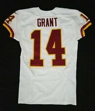 14 Ryan Grant of Washington Redskins Nike Game Issued Jersey a2b08eba3e9
