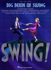 Big Book of Swing Sheet Music Piano Vocal Guitar SongBook NEW 000310359