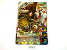 Animal Kaiser Evolution Evo Version Ver 8 Silver Card (S073E: Primal Fight)