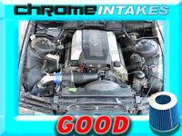 BLUE RED 1994 1995 1996 1997-2003 BMW 540 i 540i M60//M62//E34//E39 AIR INTAKE KIT