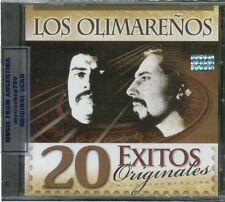 LOS OLIMAREÑOS 20 EXITOS ORIGINALES SEALED CD NEW 2013 GREATEST HITS LO MEJOR