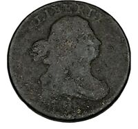 1800-1808 Draped Bust Half Cent - Error? - 213 Years Old - Read Description